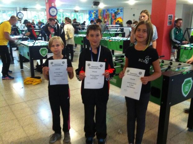Erste Bayerische Jugendmeisterschaft