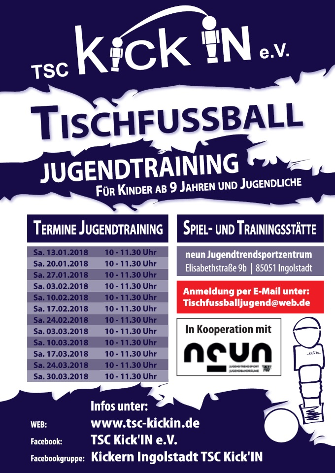 Flyer Jugendtraining 2017-1